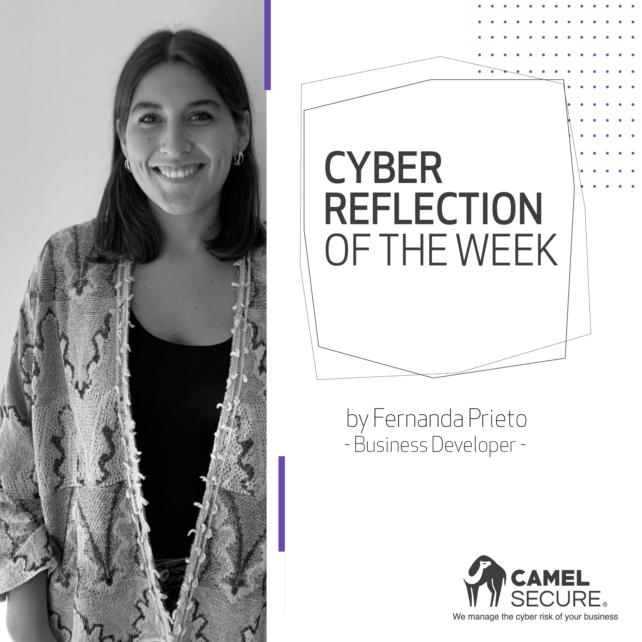 Cyber Reflection of the Week